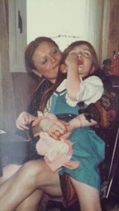 maman avec mamy Viviane
